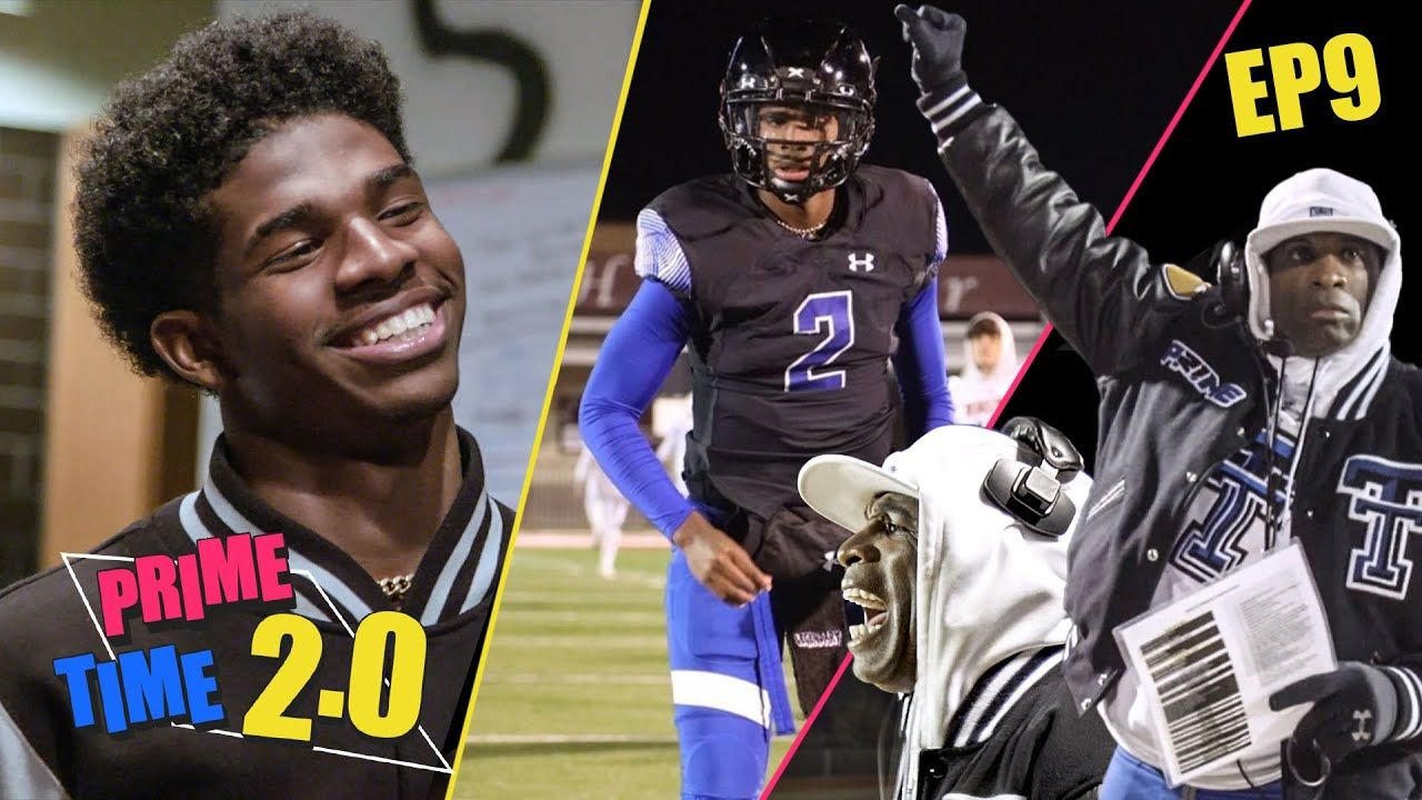 Shedeur Sanders Gets NEW FIT From Big Bro! Deion Looks For A THIEF & Takes Team To His PRIVATE Field