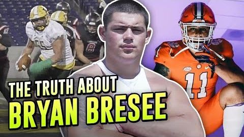 """He's The FUTURE Of Clemson!"" How Bryan Bresee Became The Best High School Player In The WORLD!"