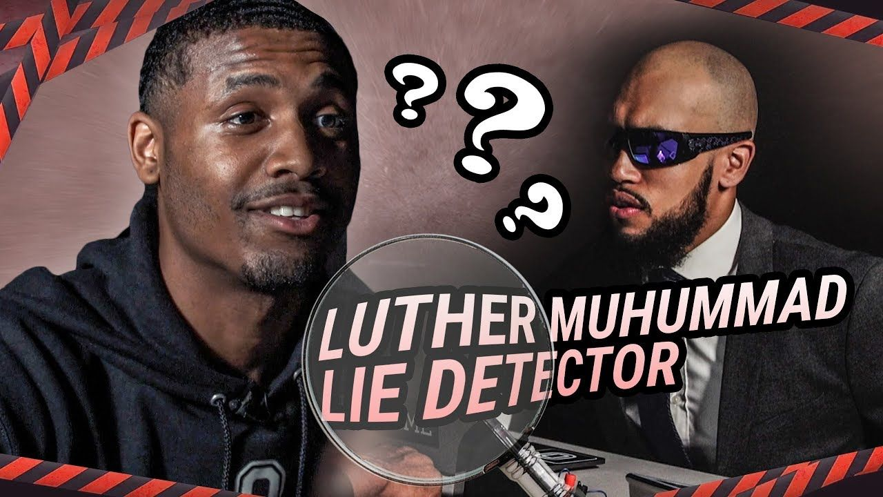 "Luther Muhammad Talks TRASH In Lie Detector! ""I Told Westbrook I'd Give Him 30!"" 😂"