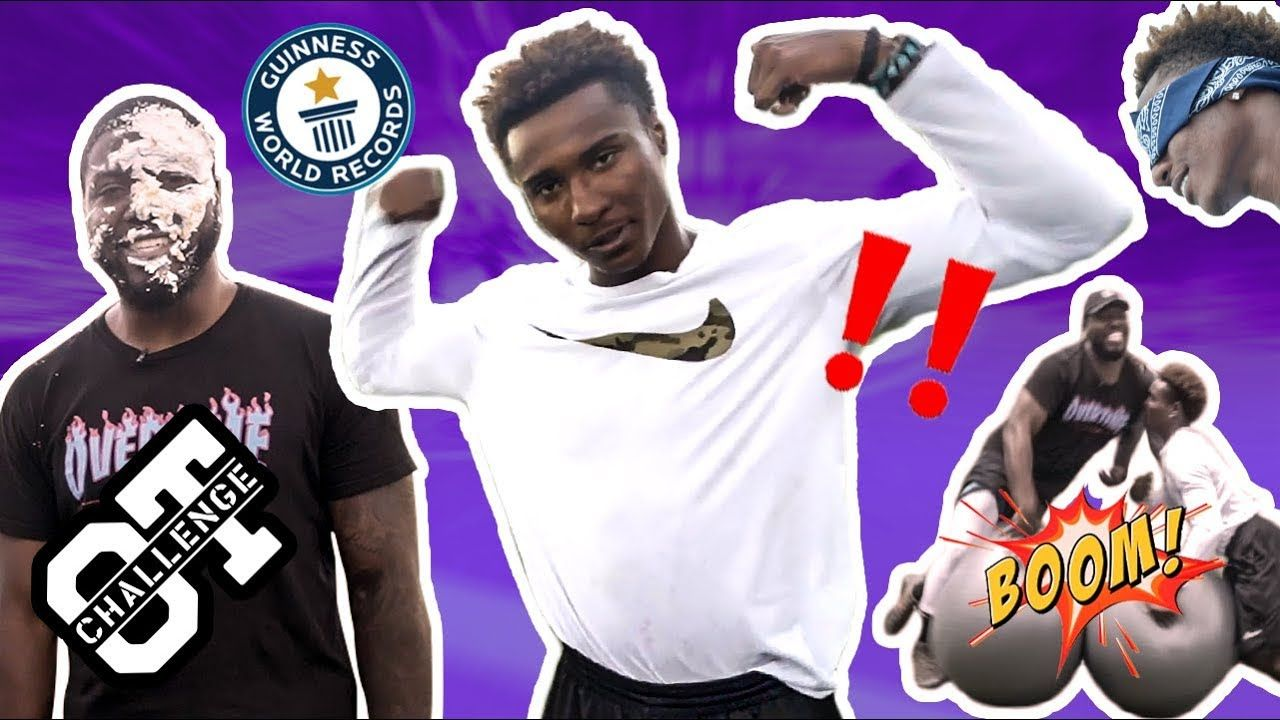 Deestroying Breaks INSANE WORLD RECORD In The Overtime Challenge! Claps Back At BUNCHIE YOUNG 😱