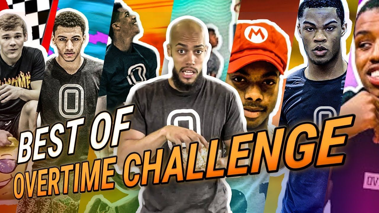 Mac McClung, Jellyfam JQ, Trae Young & More In The Best Of The OVERTIME CHALLENGE!