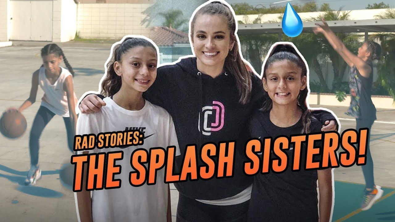 The Splash Sisters Have GRINDED Since They Were 6! How They Became The Best Shooters In The WORLD 😱