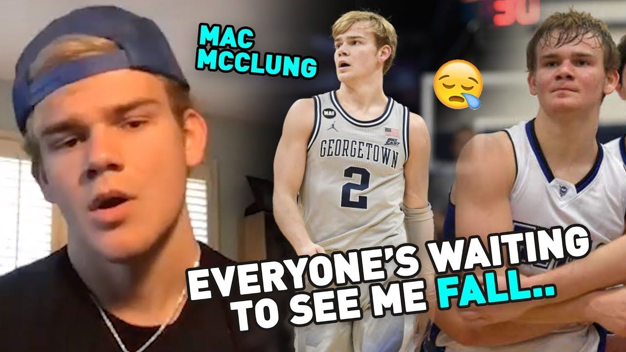 """They Wanted Me To Be The Next Zion."" How Mac McClung SILENCED The Haters & Made His OWN PATH 😱"