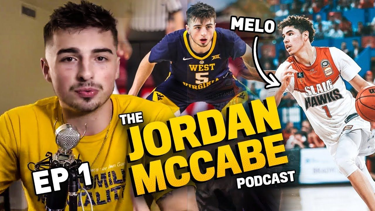 """Is LaMelo Going #1?"" Jordan McCabe Stars In His Own Show! Opens Up On Melo, Mikey Williams & More!"