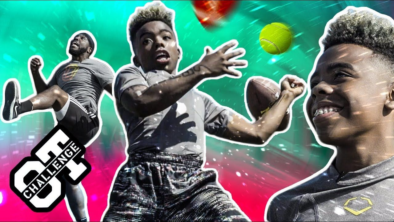 Bunchie Young Has Crazy HANDS & DYES Malik's Hair In The Overtime Challenge! Calls Out Deestroying!