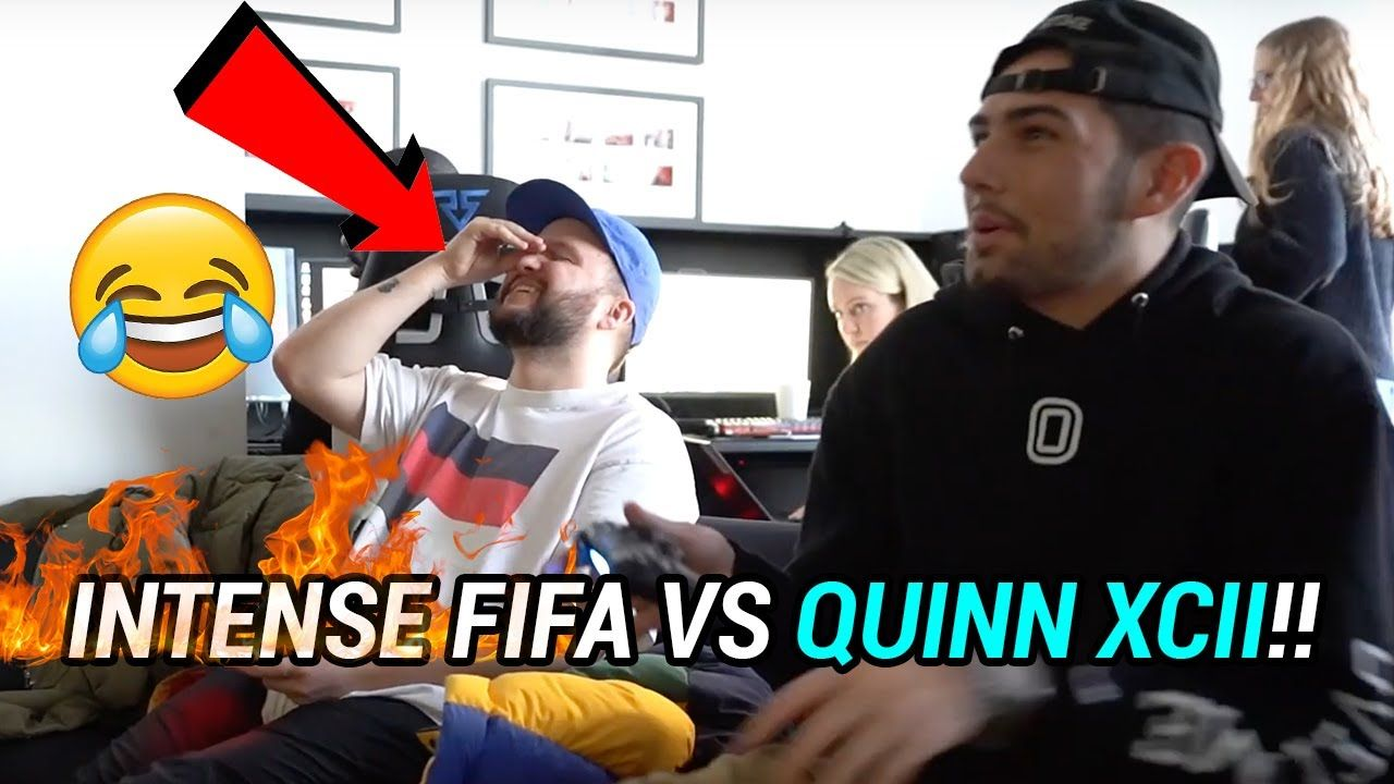 FIFA Showdown vs. Quinn XCII 🎮