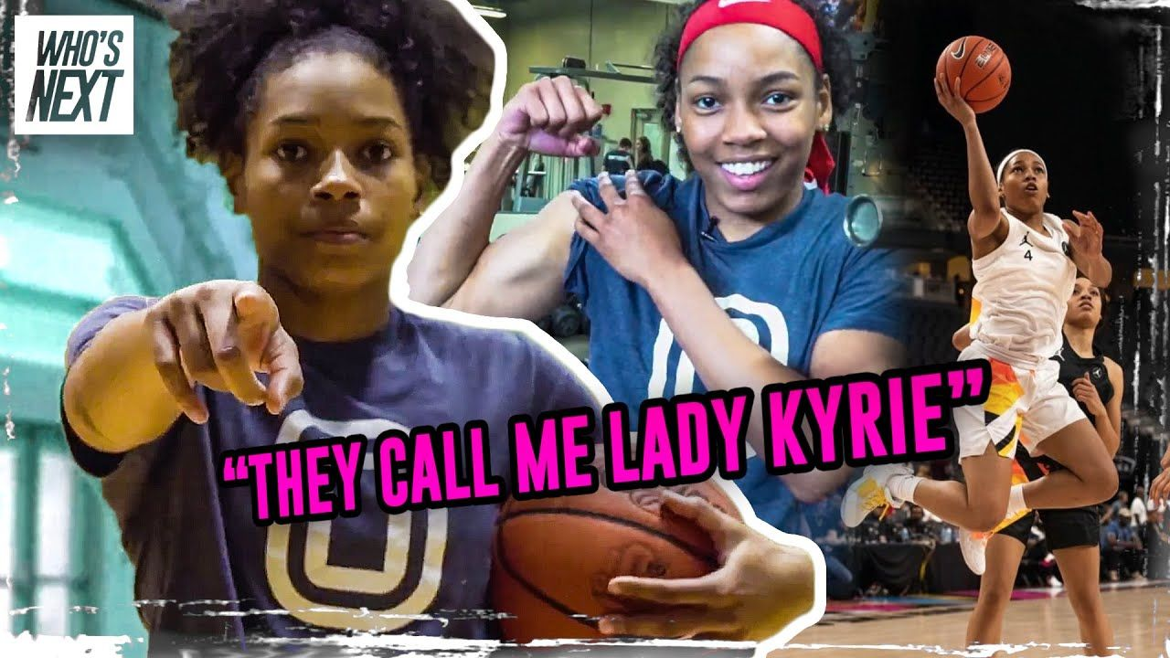 """I Got My First Offer In 7TH GRADE!"" Zia Cooke Is The SWAGGIEST Hooper In Women's Basketball 💎"