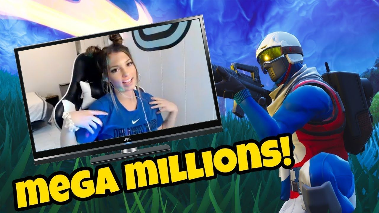 This *Famous* Tik Tok Star Is An Amazing Fortnite Player!?