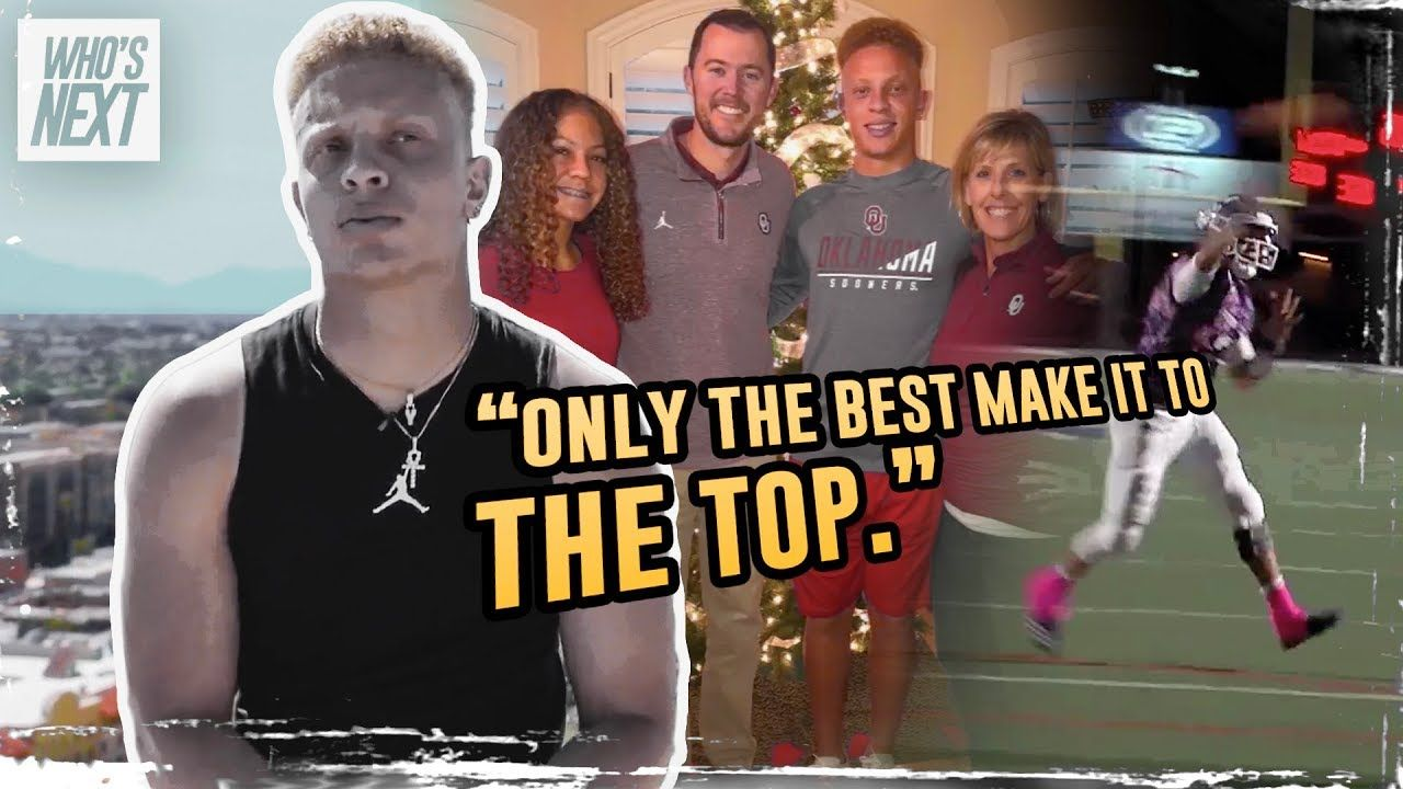 """I'm Here To STAY On Top."" #1 QB Spencer Rattler Is Following Baker & Kyler's Footsteps At OKLAHOMA!"