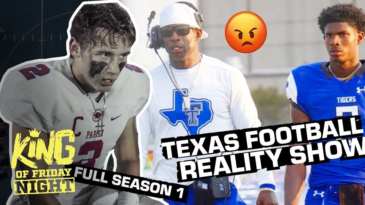 He Battled Deion Sanders On NATIONAL TV! Superstar Texas QB Preston Stone BALLS OUT In Reality Show!