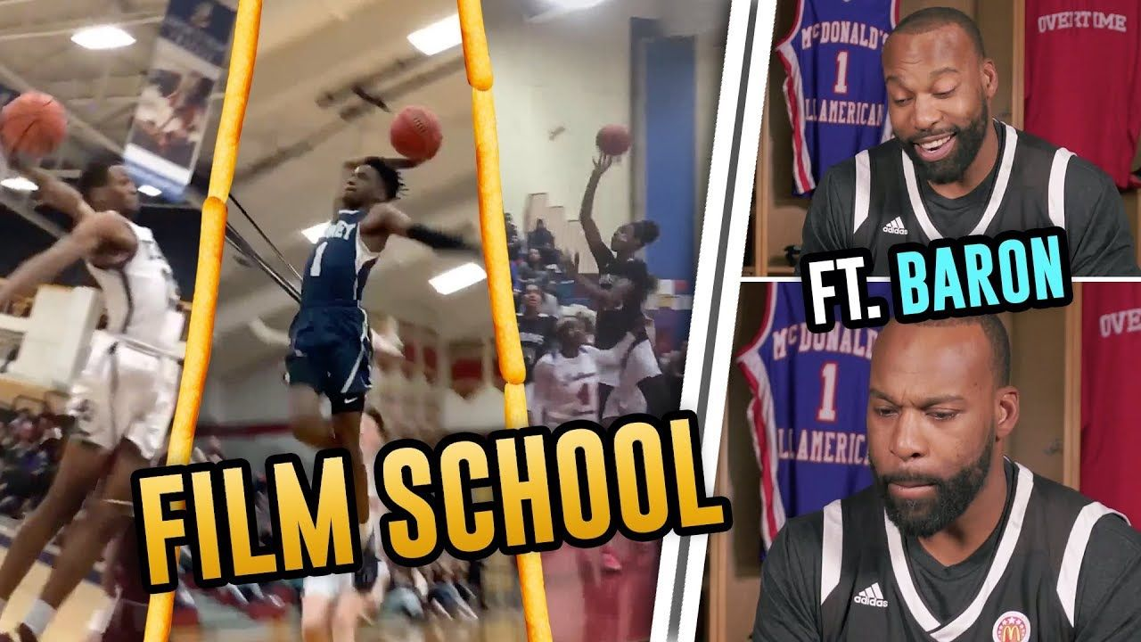 Baron Davis Talks Scottie Lewis, Jordan Horston & More! 2019 McDonald's All Americans Are A PROBLEM!
