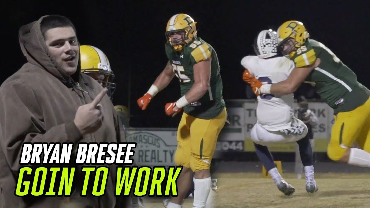 "Clemson Commit Bryan Bresse Is TIRED Of Dominating Opponents! ""Another Week, Another Running Clock."""