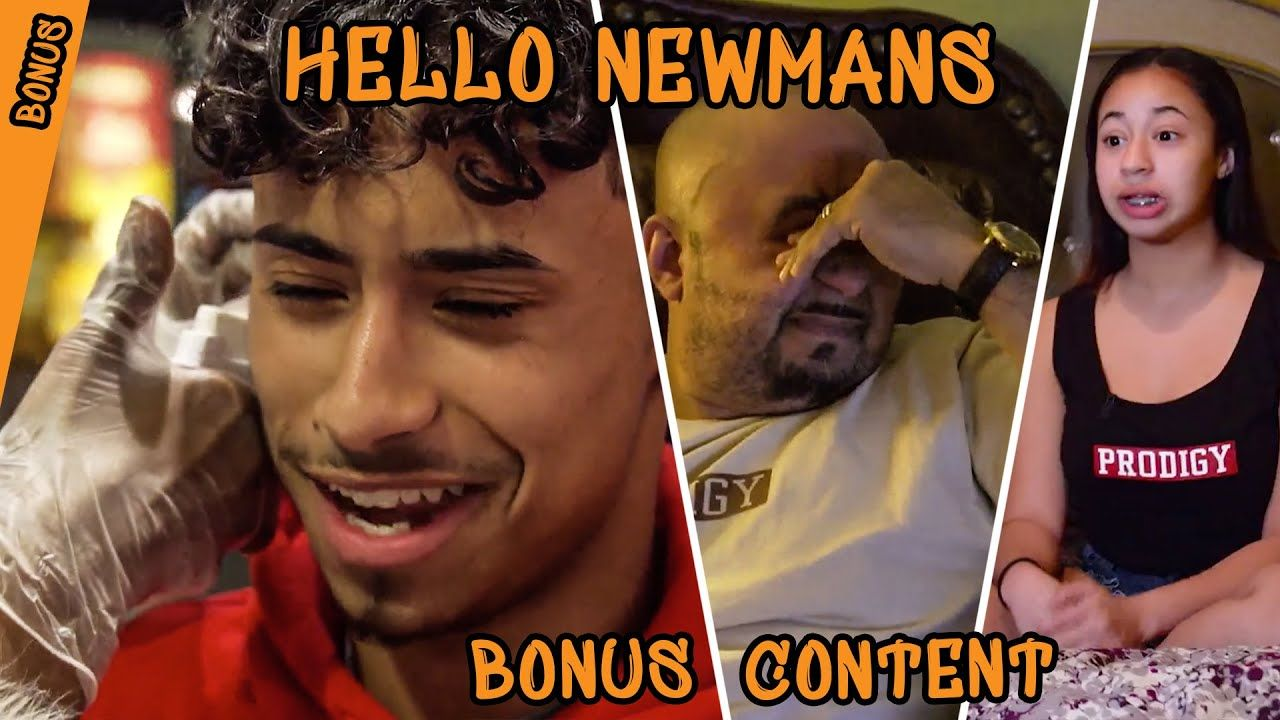 "Jaden & Julian Newman Are Headed to ""The IMG Of The South."" EXCLUSIVE Hello Newmans Bonus Footage 😱"