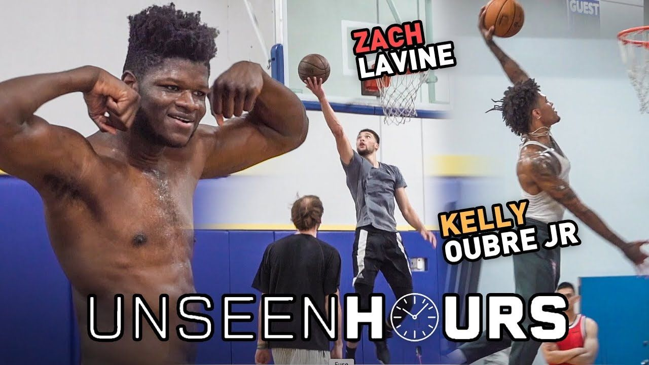 """""""I Gotta LOCK IN!"""" Mo Bamba, Zach LaVine & More GO AT IT In Unseen Hours! How NBA Players TRAIN 😰"""