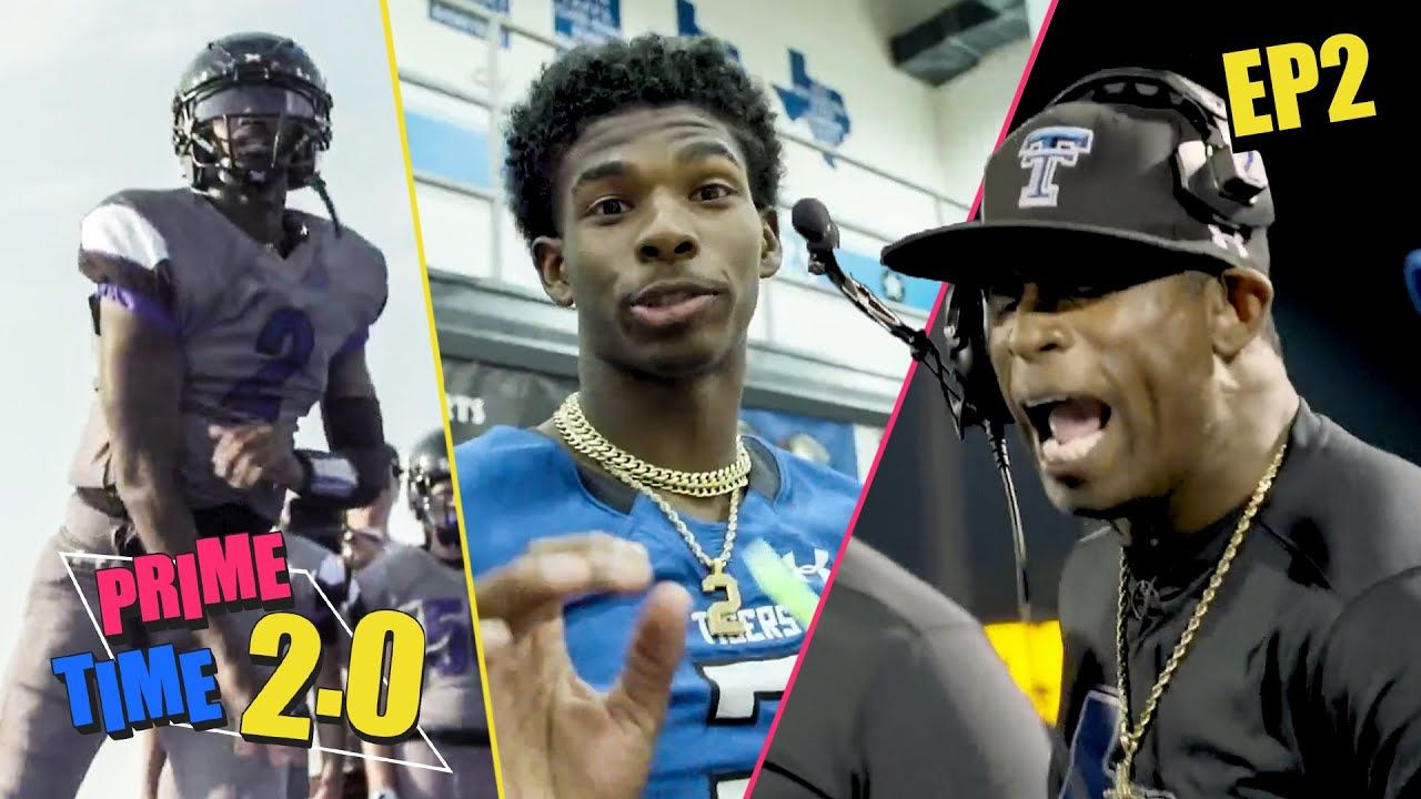 """Don't Be F*cking Humble!"" Shedeur & Deion Sanders Battle The TOP RANKED QB In The Nation 😱"