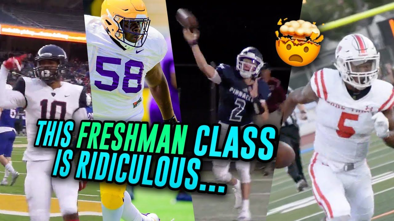 Kardell Thomas, Spencer Rattler & These BALLERS Gonna Take Over College Football! Freshmen HYPE TAPE