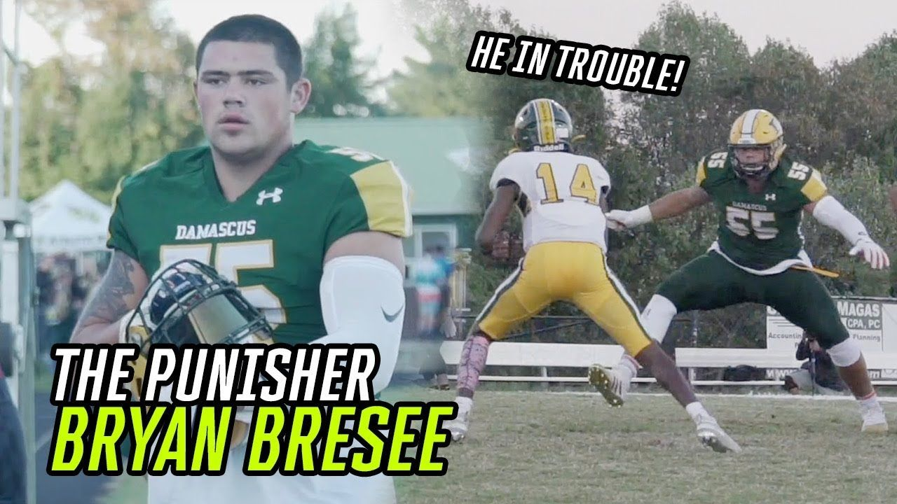Clemson Commit Bryan Bresee Is TAKING OVER GAMES! Lays Out Opponents & DANCES In Blowout Win!