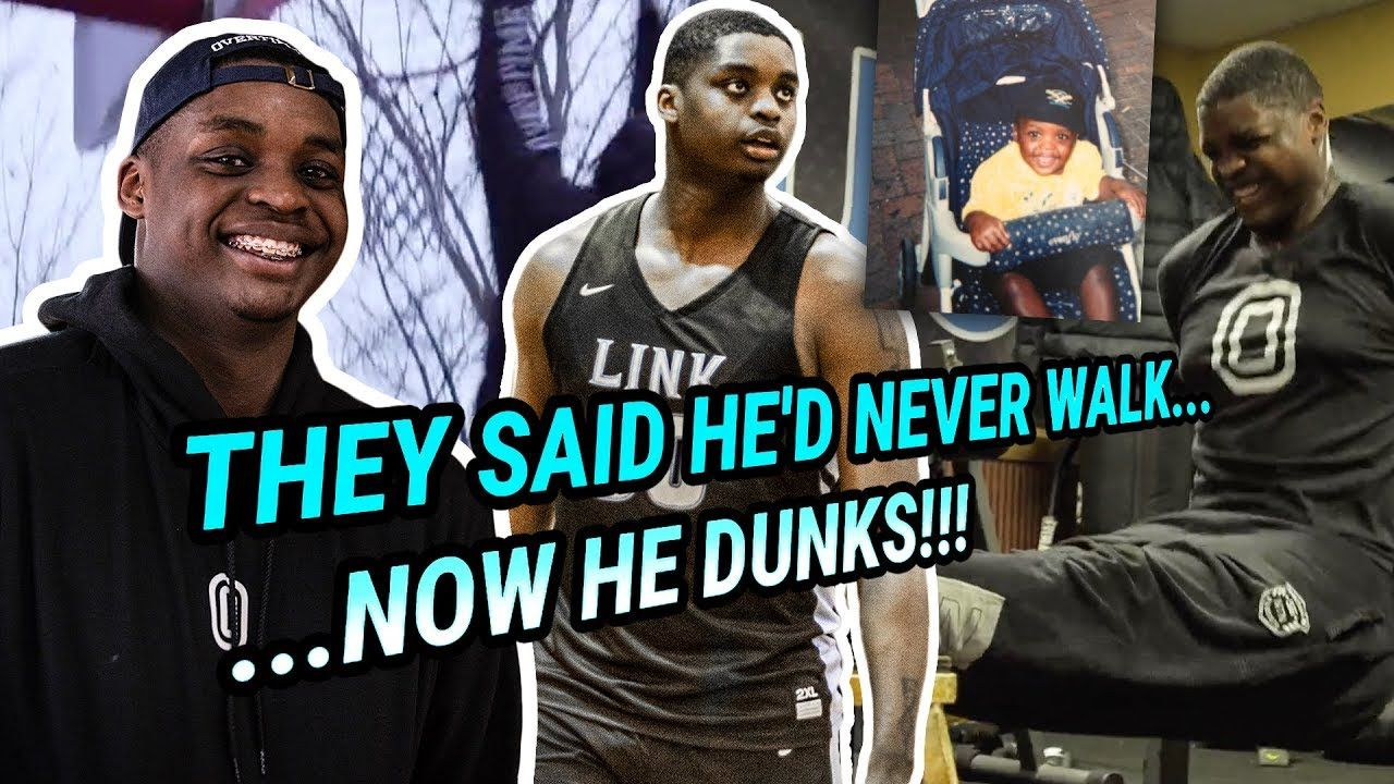 The First Autistic Basketball Player To Get A D1 Scholarship. Kalin Bennett Has NO LIMITS!
