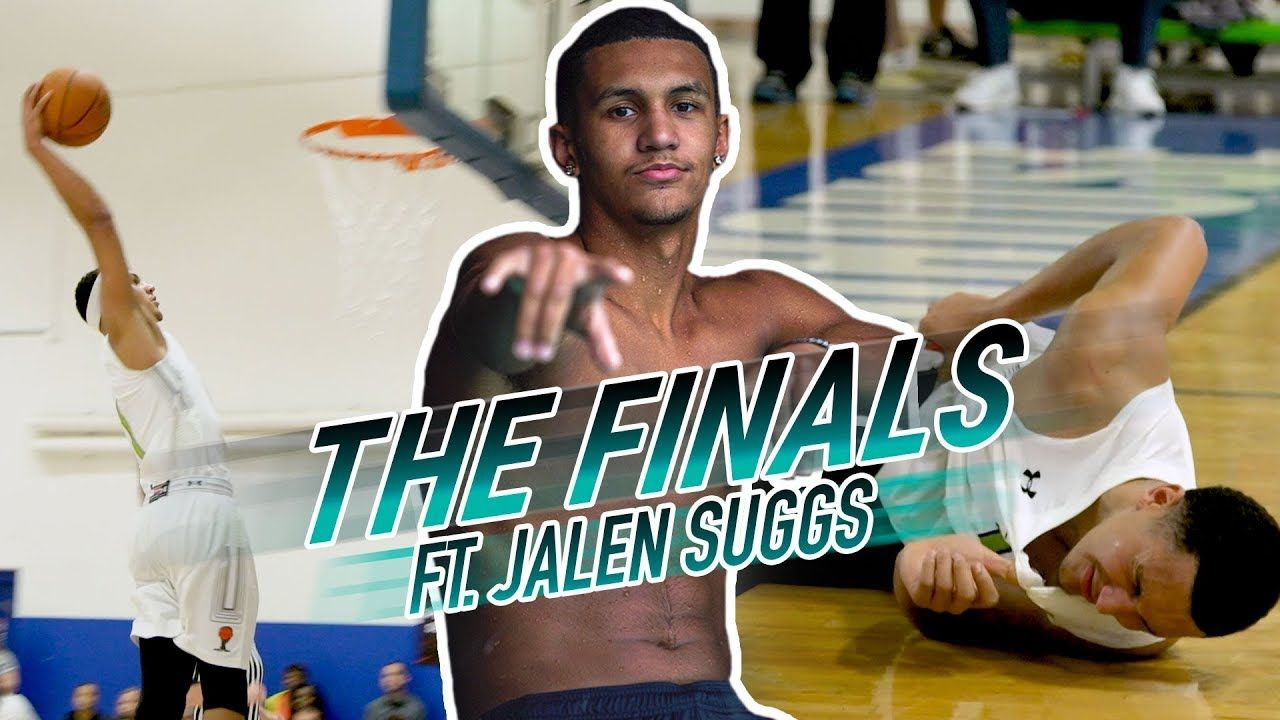 """Steph Can't Guard Me Dog."" Jalen Suggs Is On A MISSION To Be The BEST Guard In The Country 😱"