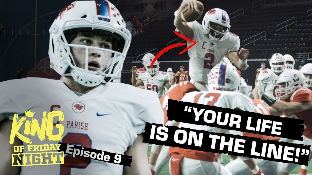"""In Texas, It's Not Just Football. It's LIFE!"" Preston Stone Plays BIGGEST GAME Of His Career 😱"