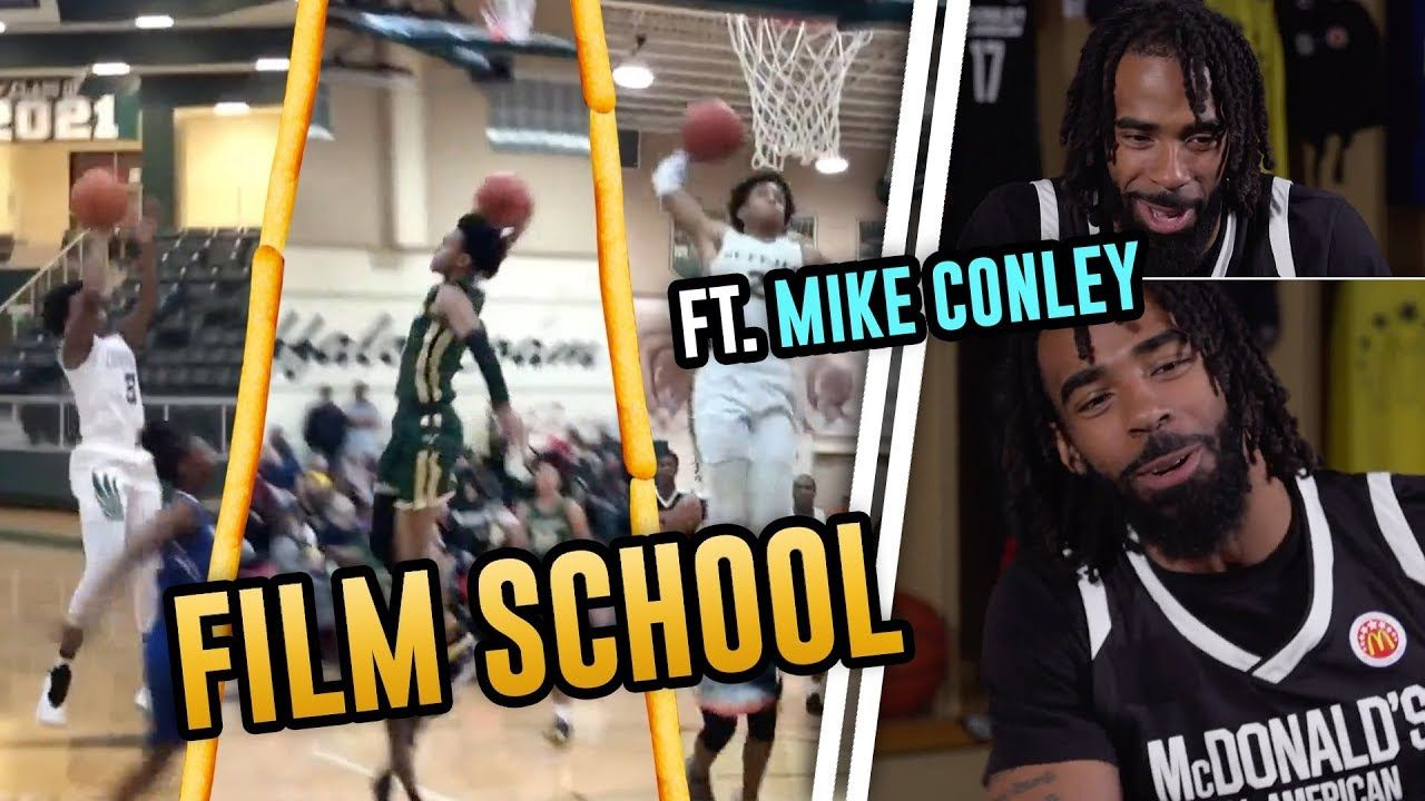 """YOU'RE CERTIFIED!!"" Mike Conley Is SHOOK By the 2019 McDonald's All Americans!"
