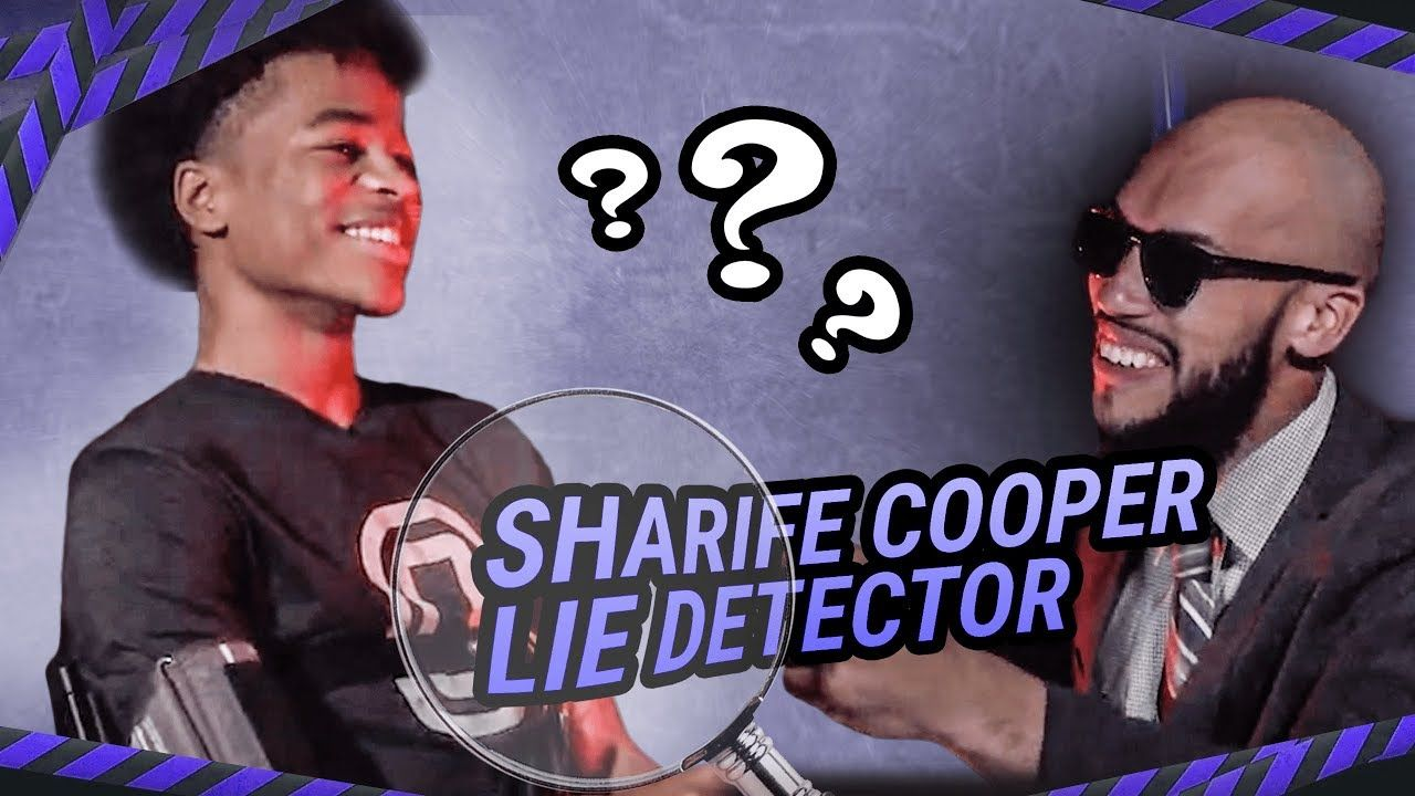 SHARIFE COOPER IS A LIAR!! Says He's The BEST Point Guard In The Country... What About Cole Anthony?