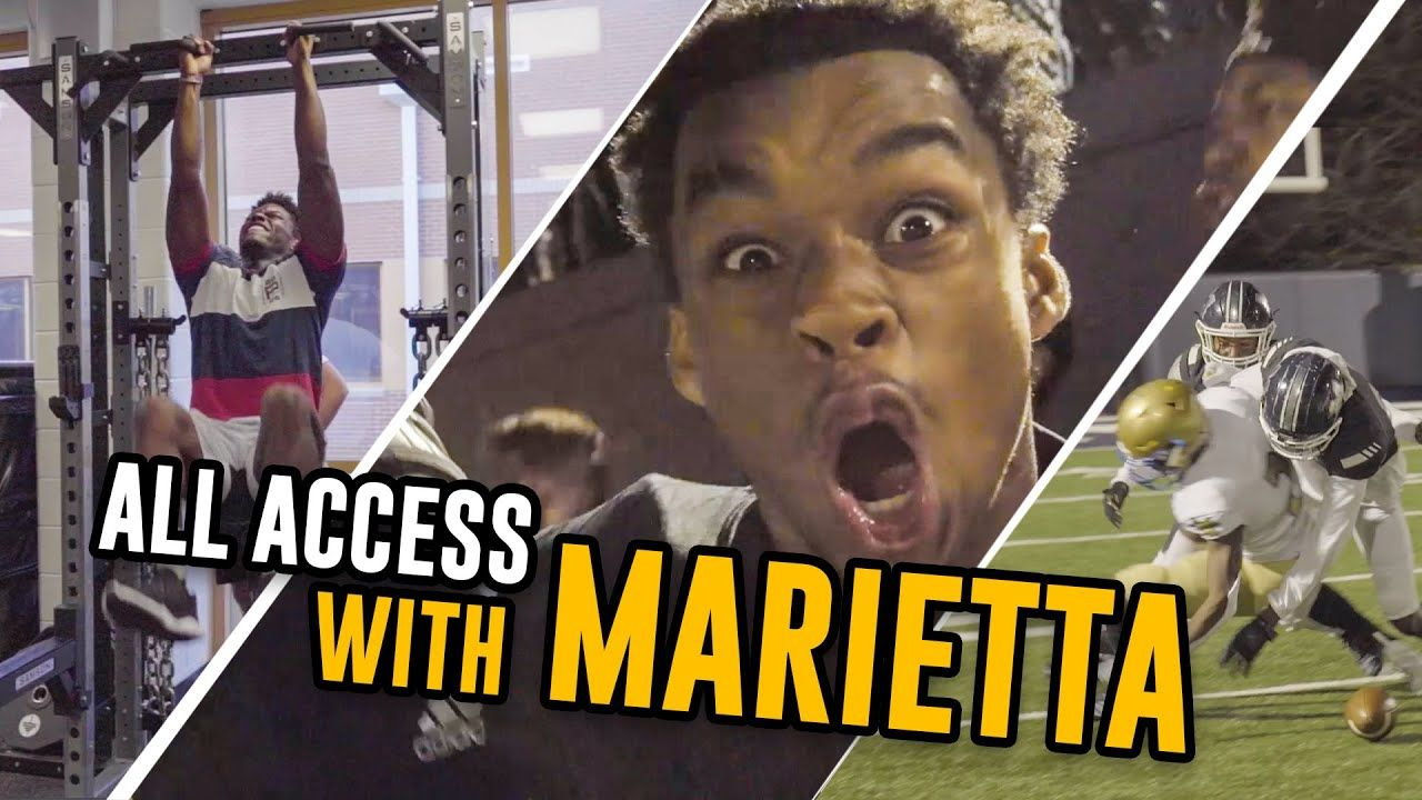 """It's Gonna Be A DOG FIGHT"" How Marietta Preps For Biggest RIVALRY GAME In Georgia! Insane Ending 😱"