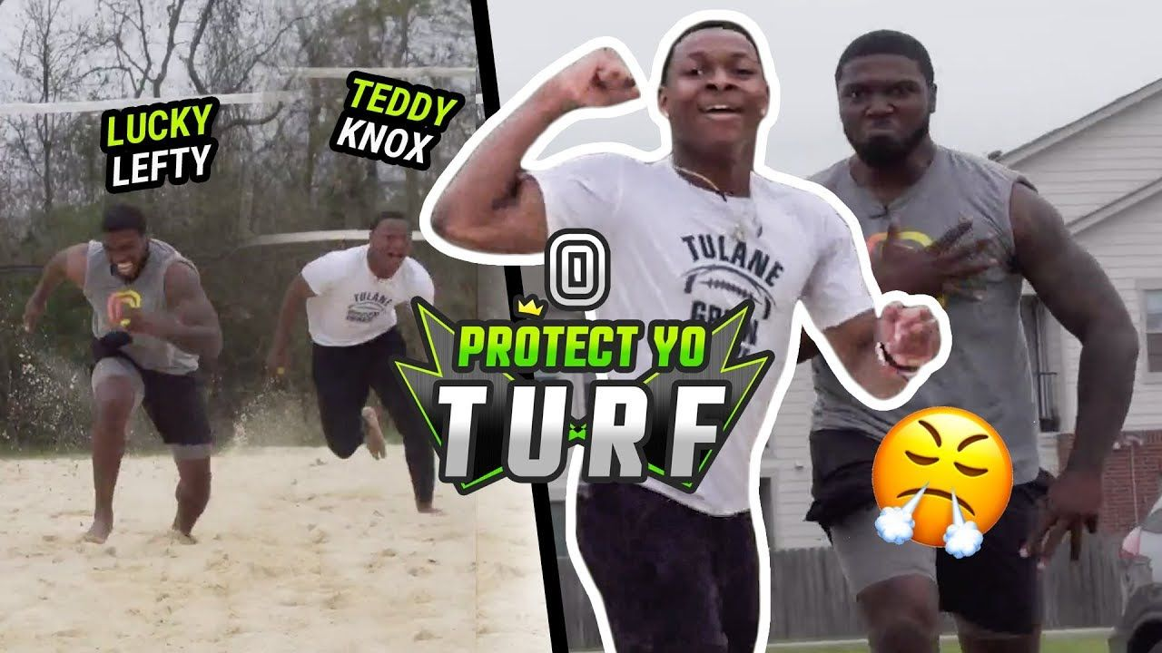 They Worked Out Until They COLLAPSED! Louisiana's Best WR Teddy Knox Does INSANE Sand Workout 🏝