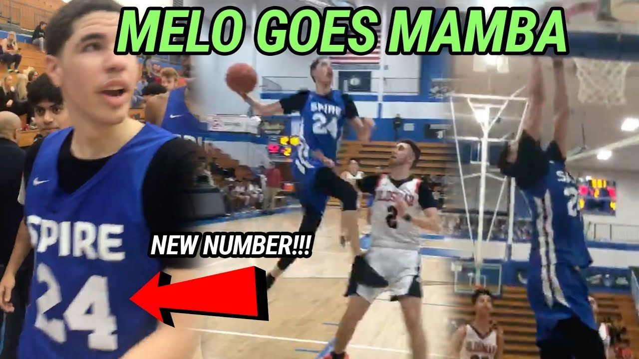 LaMelo Ball Is Rocking A NEW NUMBER!? Gets Clutch Buckets & Drops Dimes In COMEBACK WIN!