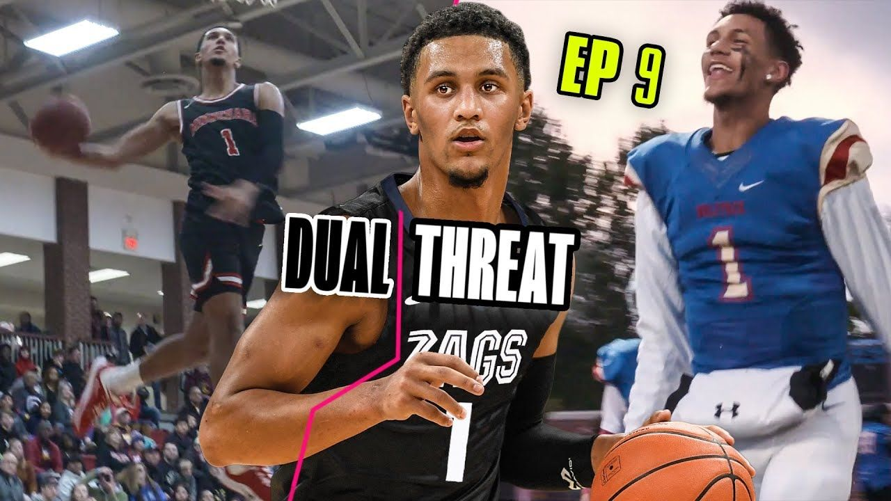"""It's About To Get REAL UGLY!"" Jalen Suggs Makes The HARDEST CHOICE Ever, Basketball Or Football!?"