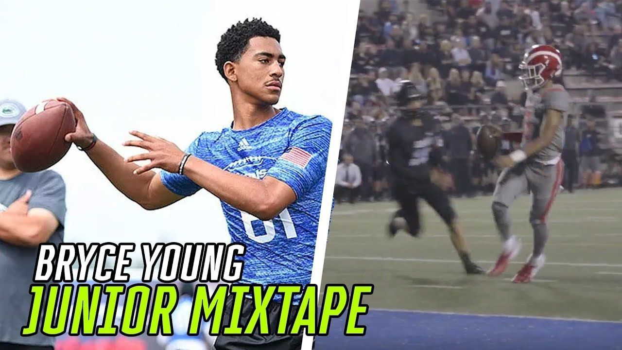 USC Commit Bryce Young WENT CRAZY & Won STATE! Full Junior Year HIGHLIGHTS 🎬
